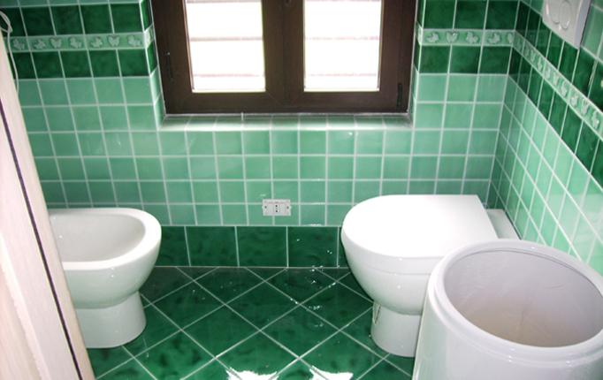 Gaeta michele posa in opera pavimenti rivestimenti - Finto mosaico bagno ...